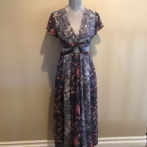 NWOT Free People Boho Dress